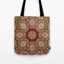 Gold Cameo (violet-fandango) Tote Bag