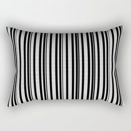 More Lines Rectangular Pillow