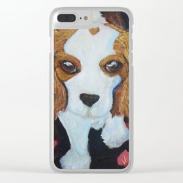 Angus Clear iPhone Case