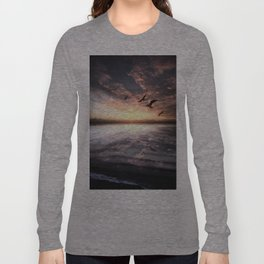Water and Heaven Long Sleeve T-shirt