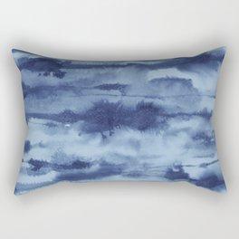 Stratus Denim Rectangular Pillow