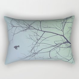 Flying away 2 Rectangular Pillow