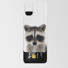 Baby Racoon Android Card Case