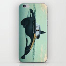 The Turnpike Cruiser of the sea iPhone Skin
