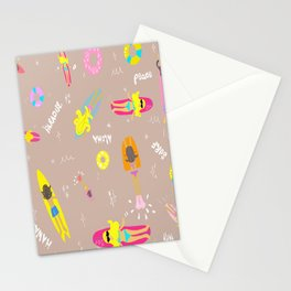 Ocean Stationery Cards