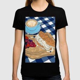 Best Waffles in Town T-shirt
