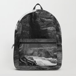 Washed Out Roots Backpack