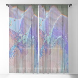 PFLLLLTTTR Sheer Curtain