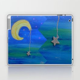 The Moon And Its Star Laptop & iPad Skin