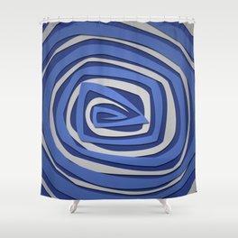 Vortex Eddy Shower Curtain