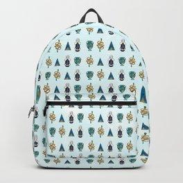 Ancient Symbols Pattern 1 Backpack