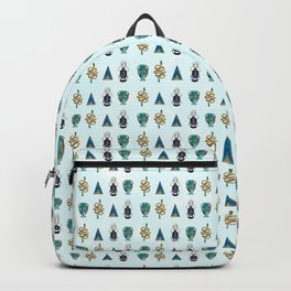Ancient Symbols Pattern 1 Backpack