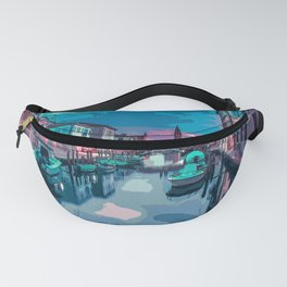 Romance is in the Air Fanny Pack