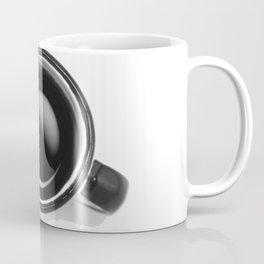Cup of Coffee (Black and White) Coffee Mug