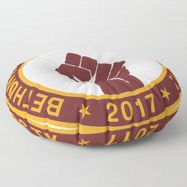 BETHUNE-COOKMAN CLASS OF 2017 Floor Pillow