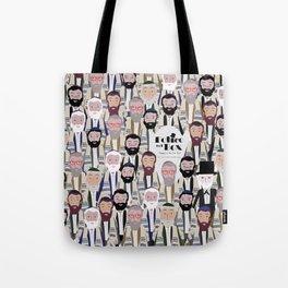 Felice nel Box (Film Poster) Tote Bag