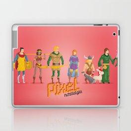 Dungeons and Dragons - Pixel Nostalgia Laptop & iPad Skin