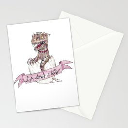Raaawr! Stationery Cards