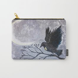 Keyhole Raven Carry-All Pouch