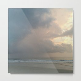 Rainy Sunshine Metal Print
