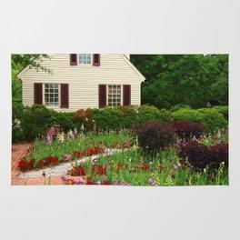 Cottage Garden - Colonial Williamsburg Rug