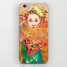 Ryo iPhone & iPod Skin