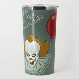 Come Join the Clown, Eds Travel Mug