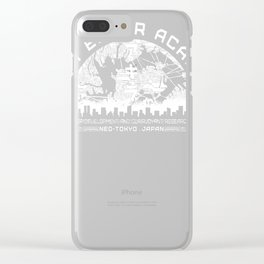 Muppet Science tshirt Clear iPhone Case