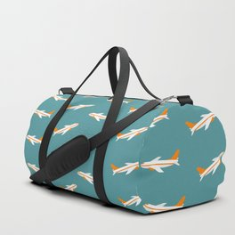 Planes in the Sky Duffle Bag