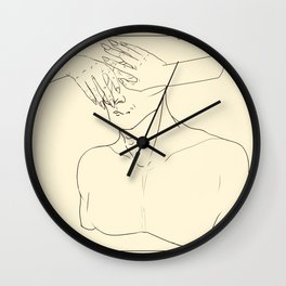Once Wall Clock