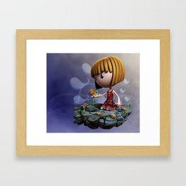 Little Kippers Framed Art Print