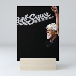 NEW BOB SEGER TOUR 2020 TERSENYUM#22 Mini Art Print