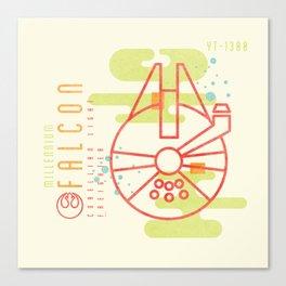 """MNML: YT-1300"" by Josh Ln Canvas Print"
