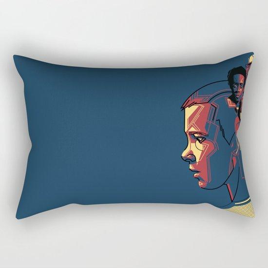 Stranger Things Rectangular Pillow