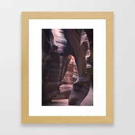 Upper Antelope Canyon-0441 Framed Art Print