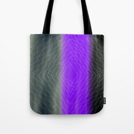Diamond Effect Tote Bag