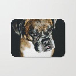 Boxer Dog Bath Mat