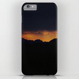 Tucson Sunset  iPhone Case