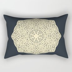 Mandala 4 Rectangular Pillow