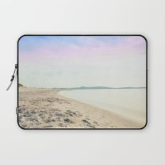 Sand, Sea and Sky - Relaxing Summertime Laptop Sleeve