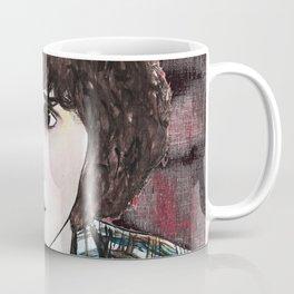 Eggo Girl Coffee Mug