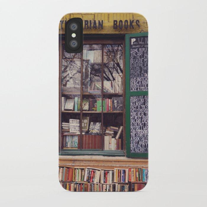Shakespeare in Paris #2 iPhone Case