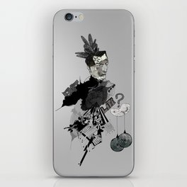 My interrogation? iPhone Skin