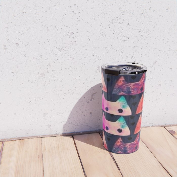 cats-185 Travel Mug