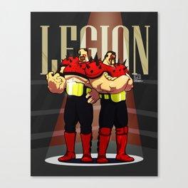 The Legion Canvas Print