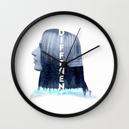 just different Wall Clock
