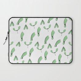Green Maple Keys Laptop Sleeve