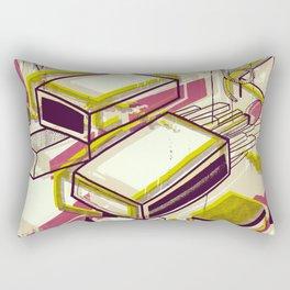 Matchbox Rectangular Pillow