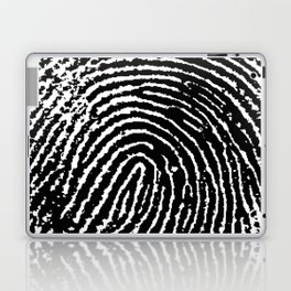 Fingerprint Laptop & iPad Skin