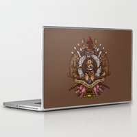 murray Laptop & iPad Skins featuring Murray crest by Rodrigo Ferreira